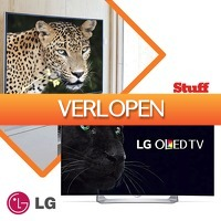 Euroknaller.nl: LG Curved 55 inch OLED HD Smart TV