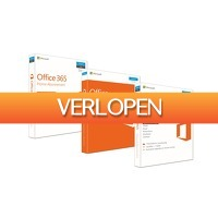 Groupon 1: Microsoft Office-pakket