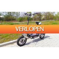 Groupon 2: Viron elektrische scooters