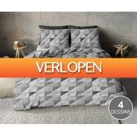 Voordeelvanger.nl: Luxe flanellen dekbedovertrekken