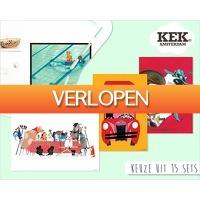 1DayFly Home & Living: 2 x Kek Amsterdam posters