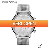 Dailywatchclub.nl: Emporio Armani AR0390 horloge