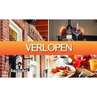 SocialDeal.nl 2: Overnachting + ontbijt voor 2 in Twente