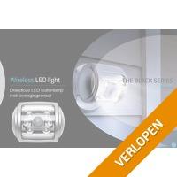 Draaibare draadloze LED-buitenlamp