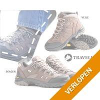 Travelin' hiking schoenen voor dames en heren