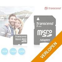 Transcend micro-SD kaarten