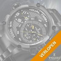 Timecode Albert Dual Time Chronographs