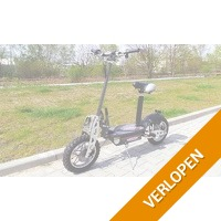 Viron elektrische scooters