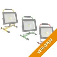 Grafner oplaadbare LED-bouwlamp