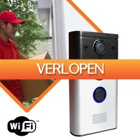 Euroknaller.nl: Smart WiFi deurbel met camera