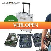TheBestDeals.nl: Adler 299-delige gereedschapkist