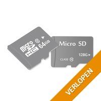 Micro SD-kaarten Class 10
