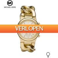 Dailywatchclub.nl: Michael Kors Runway horloge