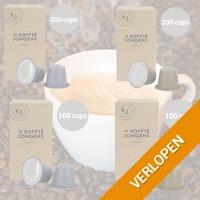 De Koffiejongens koffie cups
