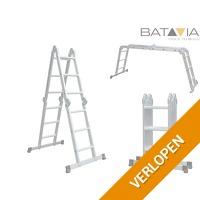 Batavia multifunctionele ladder