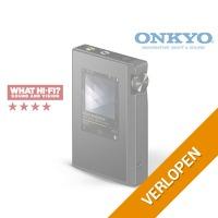 Onkyo Rubato DP-S1 mobiele HiFi-speler
