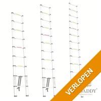 Telescoop ladder