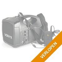 Vonyx ST012 draagbaar PA systeem