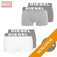 2-pack boxershorts van Diesel