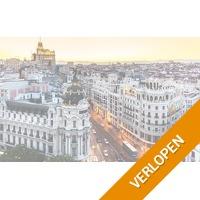 Luxueus verblijf Madrid