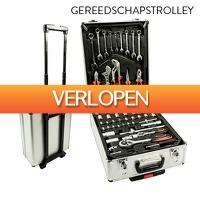 DealDigger.nl 2: Toolwelle gevulde gereedschapstrolley