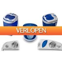 SelectDeals.nl: Multifunctionele mini-wasmachine