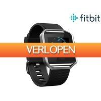 iBOOD.be: Fitbit Blaze smart fitness watch