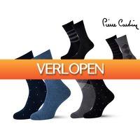iBOOD Sports & Fashion: 8 x Pierre Cardin herensokken