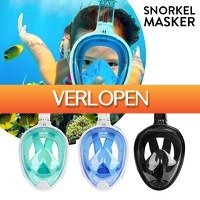 DealDigger.nl 2: Easybreath snorkelmasker met GoPro mount