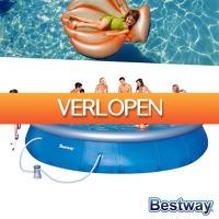 Wilpe.com - Outdoor: Bestway Fast Set zwembad