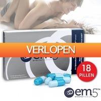 Pricestunter.nl: EM5 PK erectiepillen