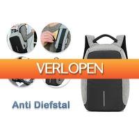 DealDonkey.com 4: Anti-diefstal rugzak met USB poort