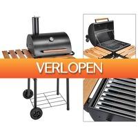CheckDieDeal.nl: BBQ houtskool smoker