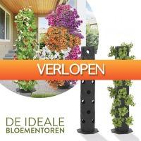 DealDigger.nl 2: Flower power; de bloemtoren