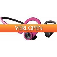 Coolblue.nl 2: Plantronics Backbeat Fit sport oordopjes