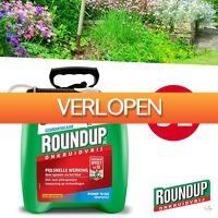Wilpe.com - Outdoor: RoundUp Natural kant en klaar 5L