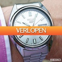 Watch2day.nl: Seiko 5 Gent Automatics horloge