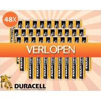 1DayFly: 48 x Duracell Industrial batterijen