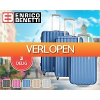 1Dayfly Extreme: 3-delige kofferset van Enrico Benetti