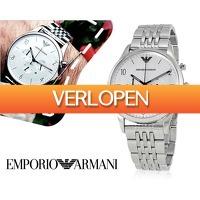 1DayFly Lifestyle: Emporio Armani herenhorloge