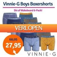 1dagactie.nl: 6-pack Vinnie-G Boys boxershorts