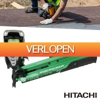 Wilpe.com - Tools: Hitachi spijkerapparaat NR 90AE