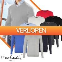 Euroknaller.nl: Pierre Cardin V-hals sweater