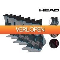 iBOOD Sports & Fashion: 4 paar HEAD hiking sokken