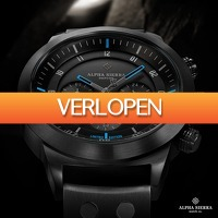 Watch2day.nl: Alpha Sierra Defcon Chronographs Limited Edition