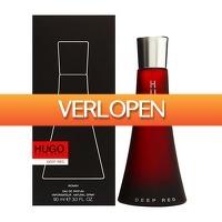 Superwinkel.nl: Hugo Boss Deep Red EDP 50 ml