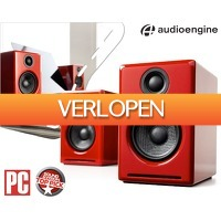 1DayFly Tech: Audioengine A2+ speaker set