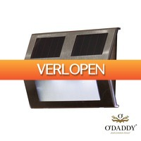 Stuntwinkel.nl: 2-pack Solar Sirius wandlamp