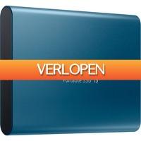 Alternate.nl: Samsung Portable T5 500 GB externe SSD