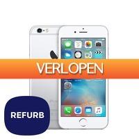 Centralpoint: Apple iPhone 6s 16GB zilver refurbished
